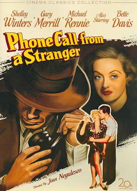PHONE CALL FROM A STRANGER BY DAVIS,BETTE (DVD)